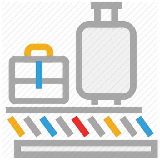 banner download Hotel and restaurant volume. Luggage clipart baggage claim.