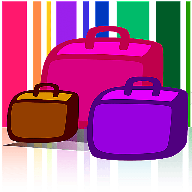 graphic library library Luggage clipart baggage claim. How to avoid paying.