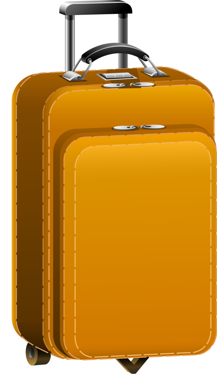 jpg royalty free stock Pin by sophie provencher. Luggage clipart summer.