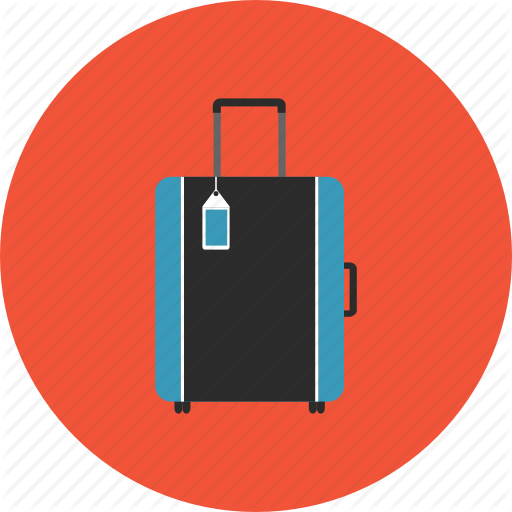 clip freeuse download Luggage clipart svg. Vacation by zirsolostudio adventure