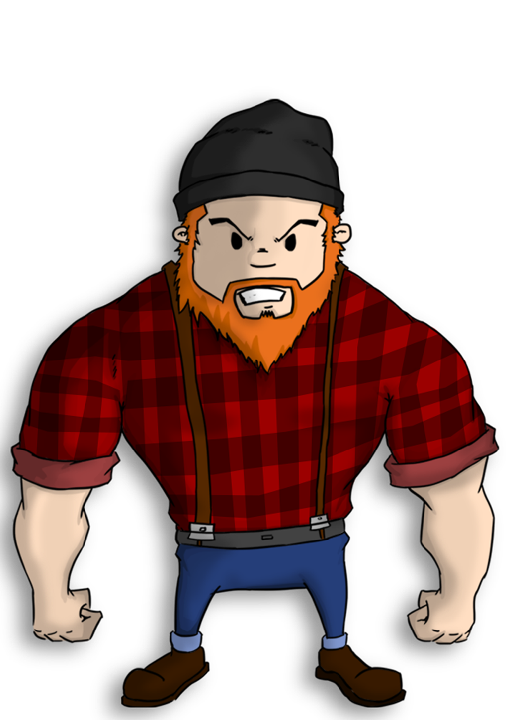free download Image result for cartoon. Lumberjack clipart.
