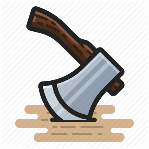 svg library download lumberjack clipart hatchet #80686864