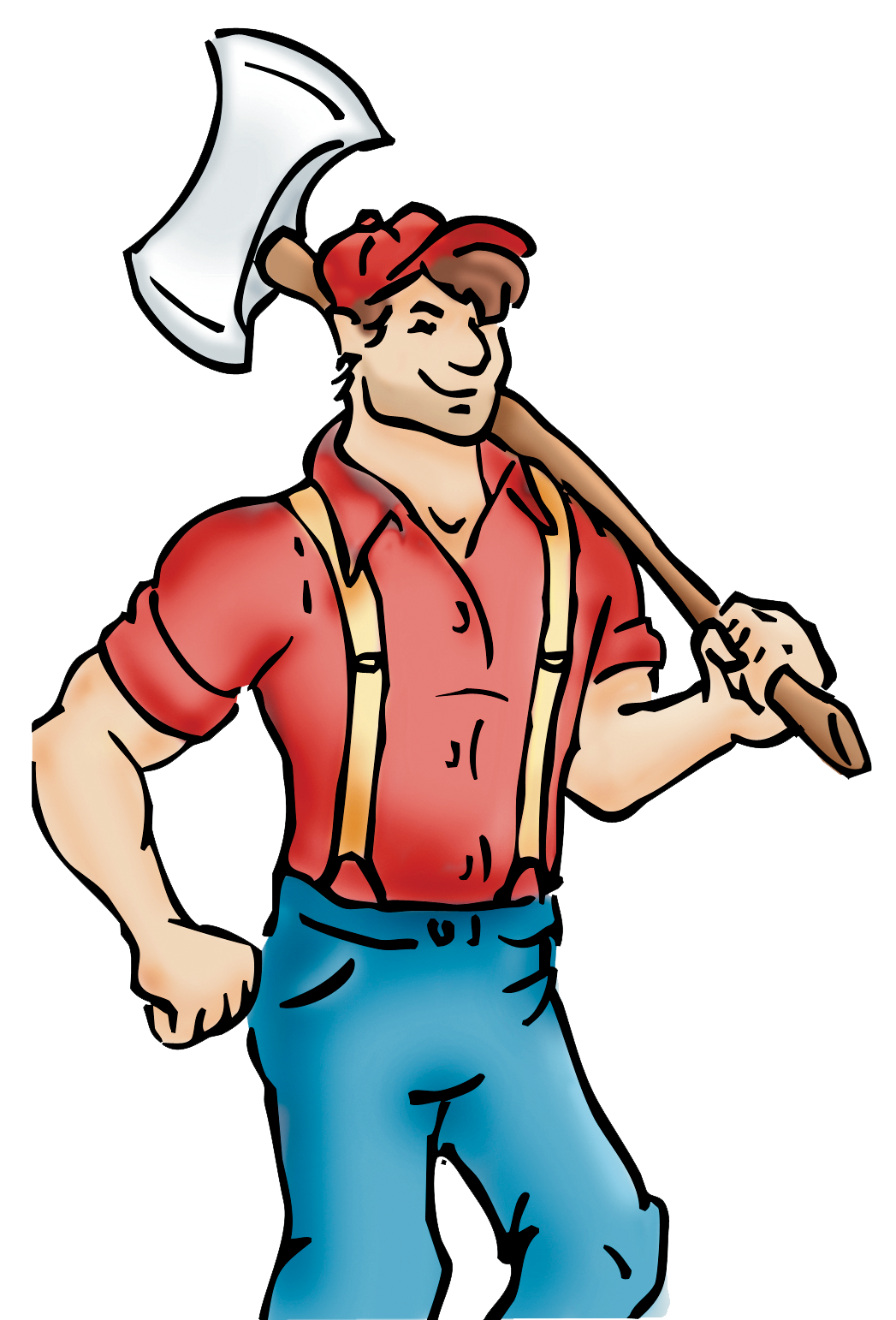 banner transparent library Lumberjack clipart logger. Legends logging days aug.