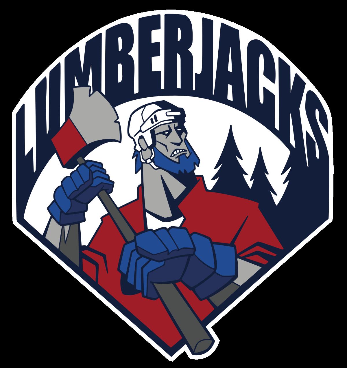 jpg royalty free South shore lumberjacks wikipedia. Lumberjack clipart svg.