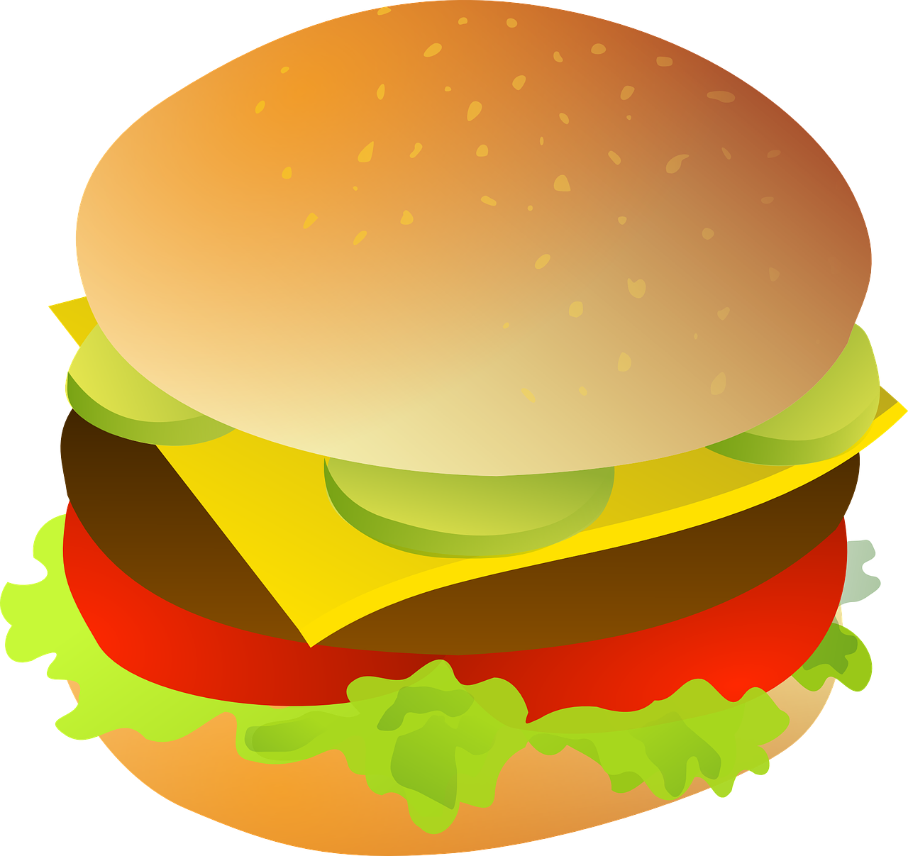 graphic freeuse library cheeseburger drawing illustration #110518596