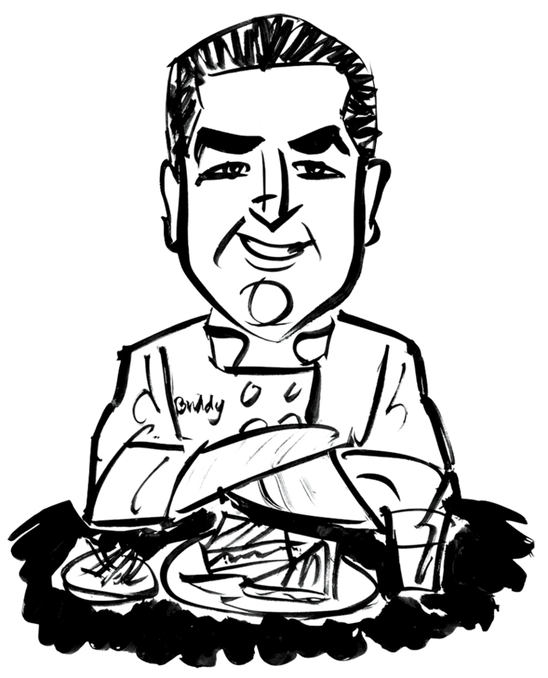 image library library Drawing store line. Cake boss buddy valastro