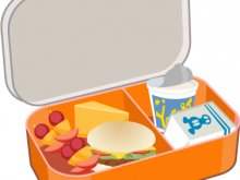 clip royalty free Lunchbox clipart. Free clip art lunch