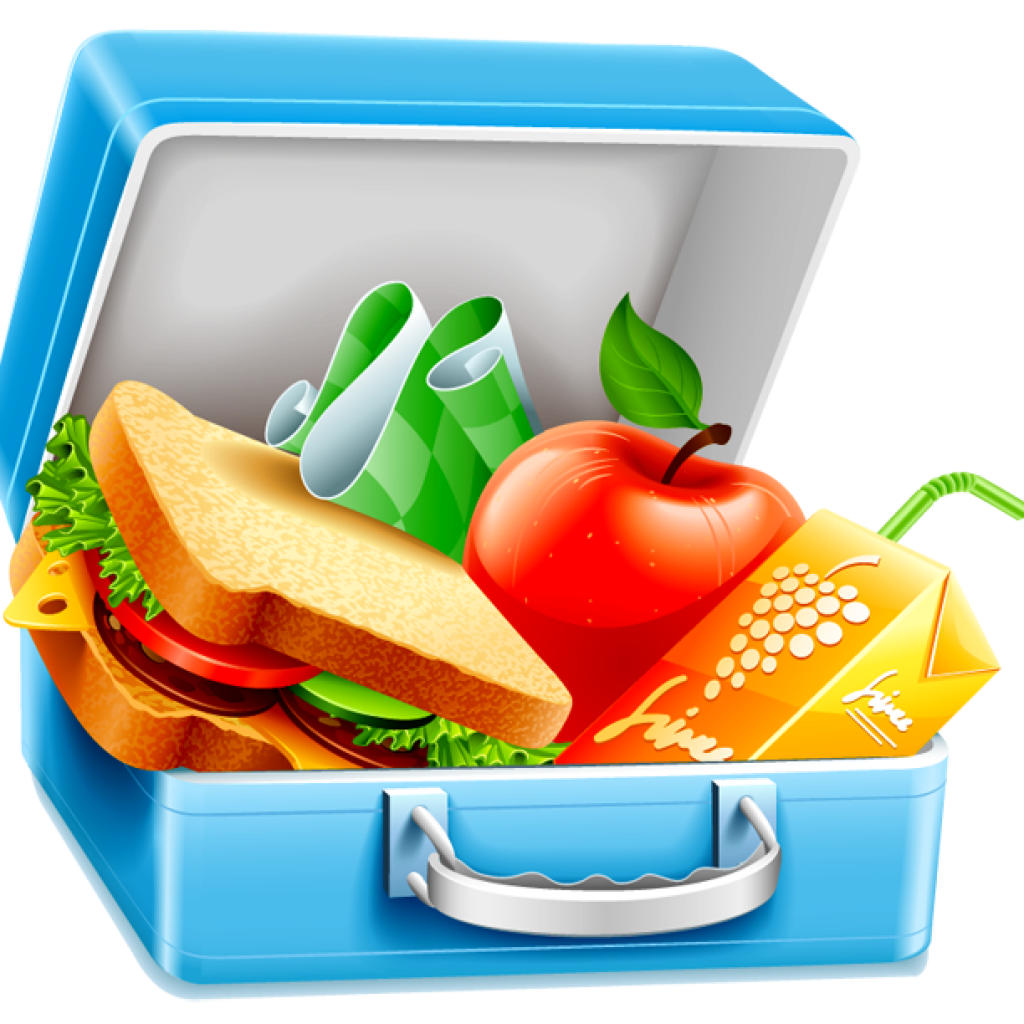vector transparent library Lunch box cupcake hatenylo. Lunchbox clipart.