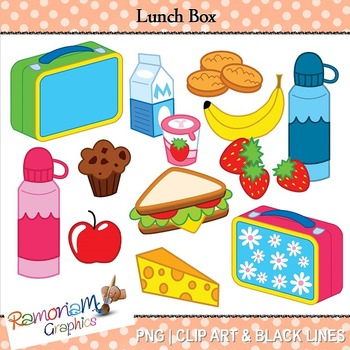 clip art free download Lunchbox clipart healthy food. Lunch clip art box.
