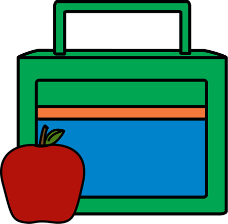 svg freeuse stock School lunch box do. Lunchbox clipart healthy food.