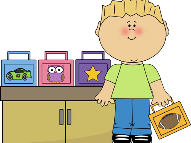clip freeuse Lunch Box Clipart