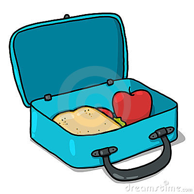 vector free Free download best . Lunchbox clipart sack lunch