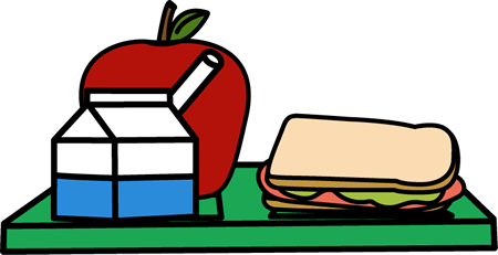 clip black and white Luncheon clipart lunch meal. Summer food service program