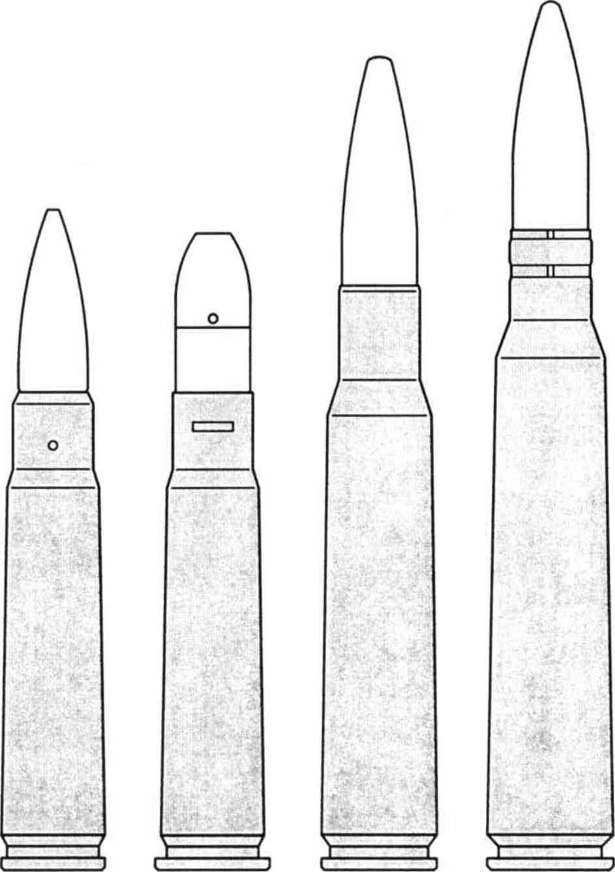 Пуля рисунок простой