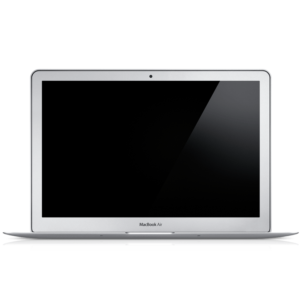 svg library download Macbook transparent. Air laptop png stickpng.