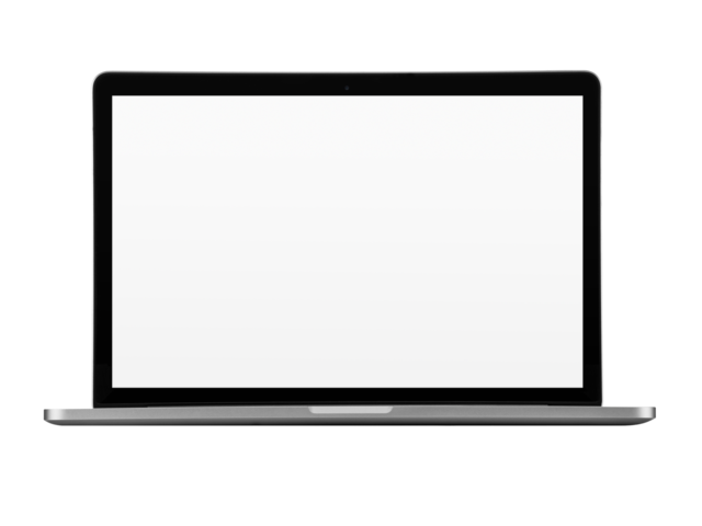 picture royalty free stock Macbook transparent. Placeit pro mockup floating