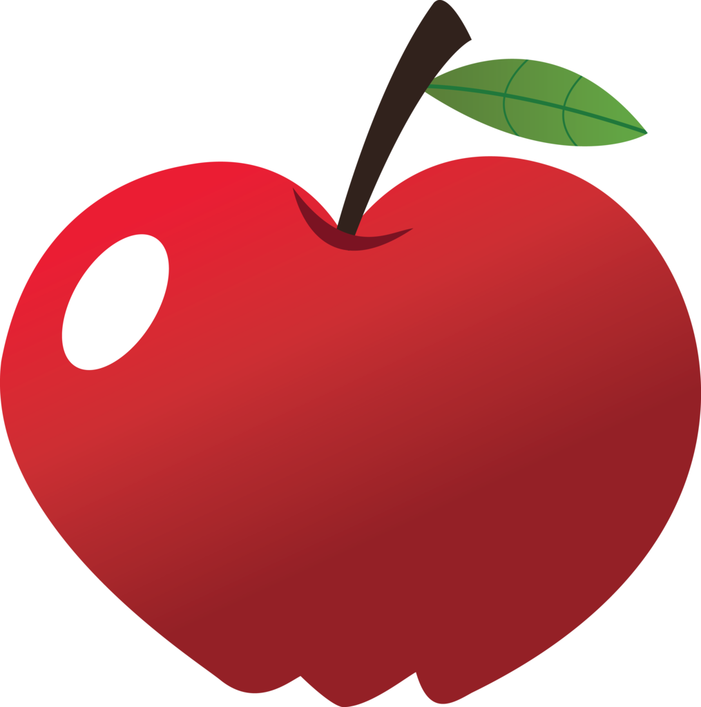 picture free stock  absurd res apple. Vector apples red