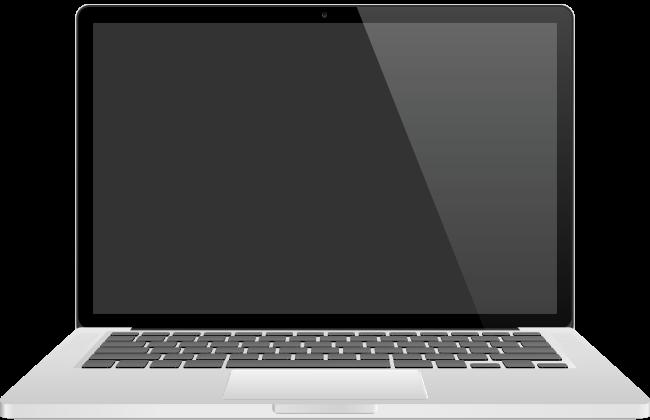 clip art library Macbook pro icon svg. Vector computer mac