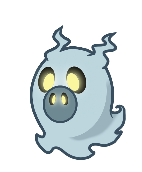 clip art black and white Mad clipart ghost. Evil floating whisper mascot.