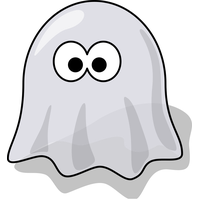 clip royalty free Download free png photo. Mad clipart ghost.