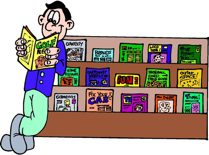 clip art library library Magazine clipart. Free cliparts download clip