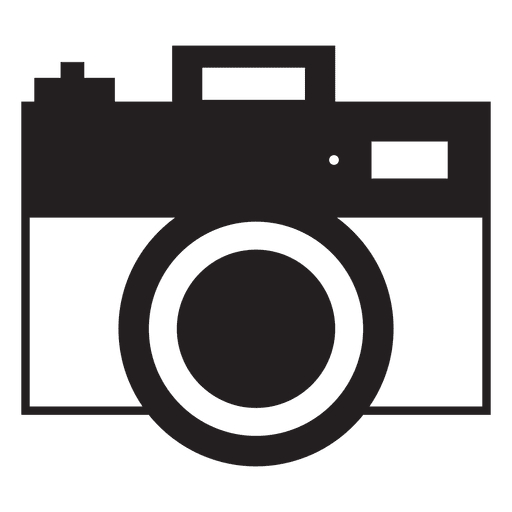 clipart transparent library Camera icon or logo