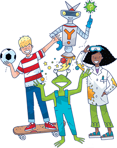 png library library Magazine clipart kid magazine. Whizz pop bang jobs.