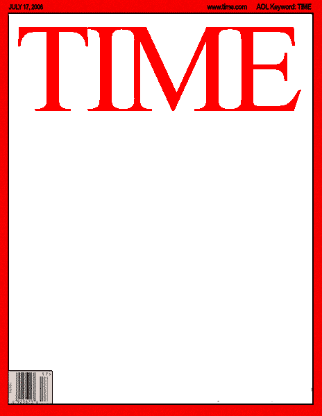 clipart freeuse Blank Time magazine cover