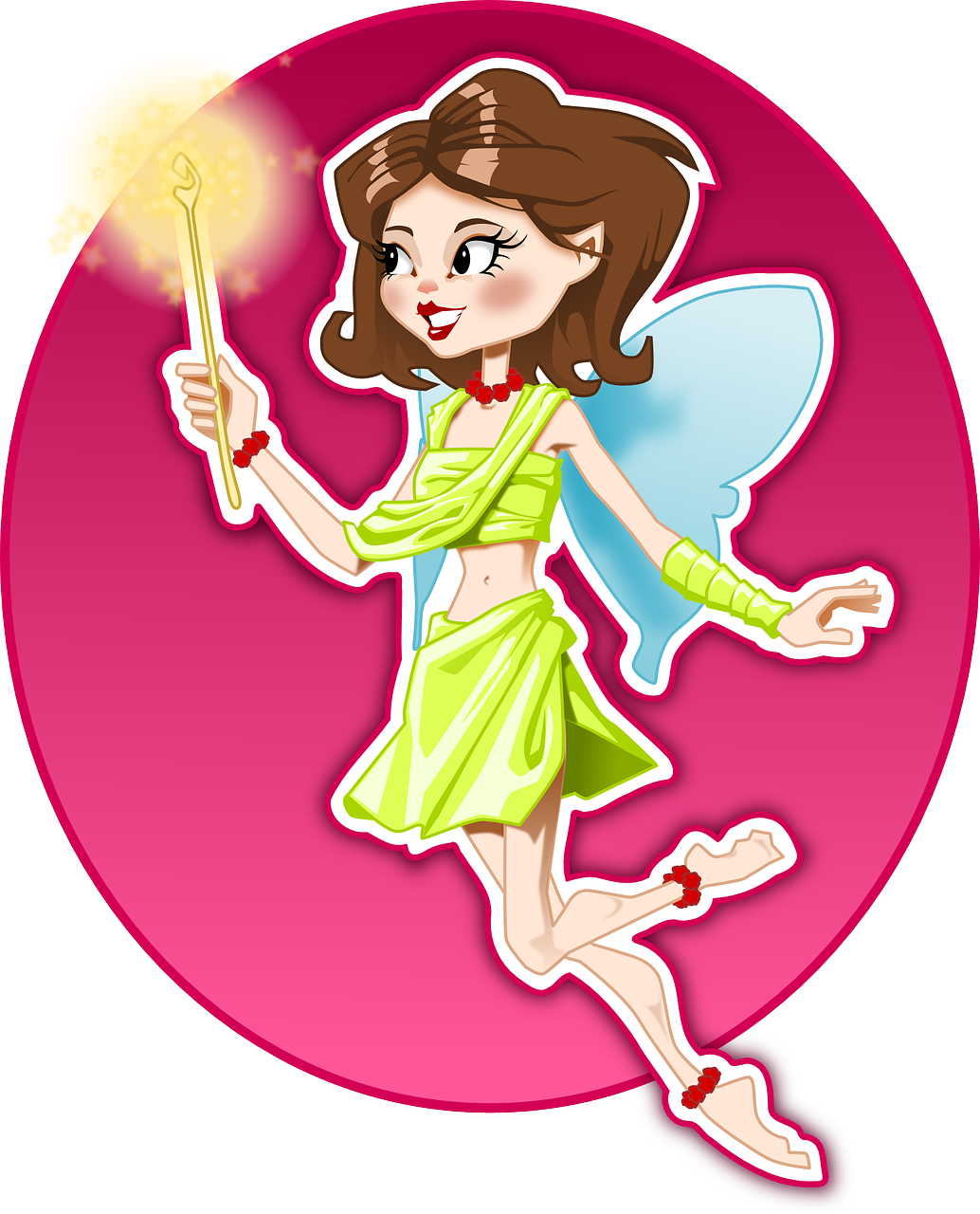 clipart royalty free library Fairy fly transparent image. Magic clipart hand holding wand.