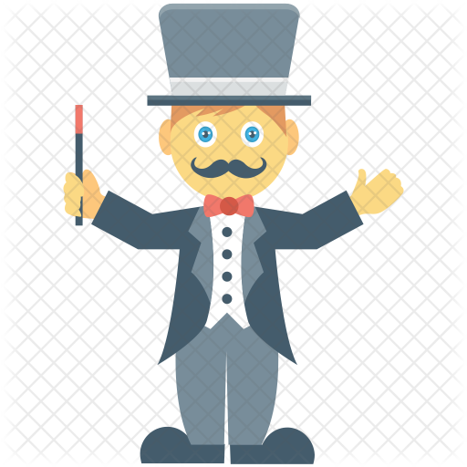 clipart library download Icon travel hotel holidays. Magician clipart illusionist.