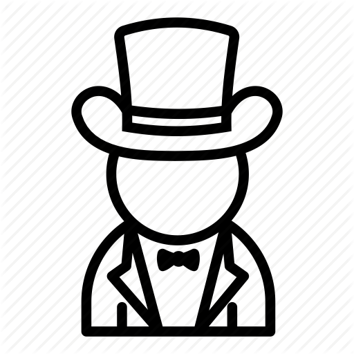 jpg transparent library Conjurer man user wizard. Magician clipart illusionist.