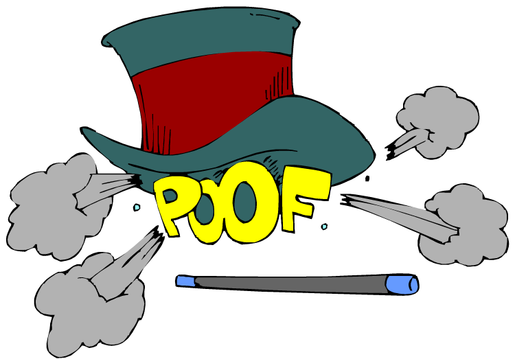svg library Magician clipart magic power. .
