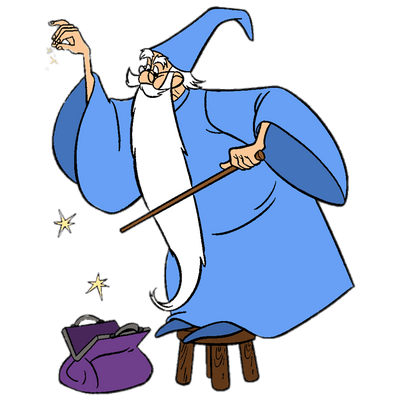 vector library download Magician clipart merlin. The transparent png stickpng