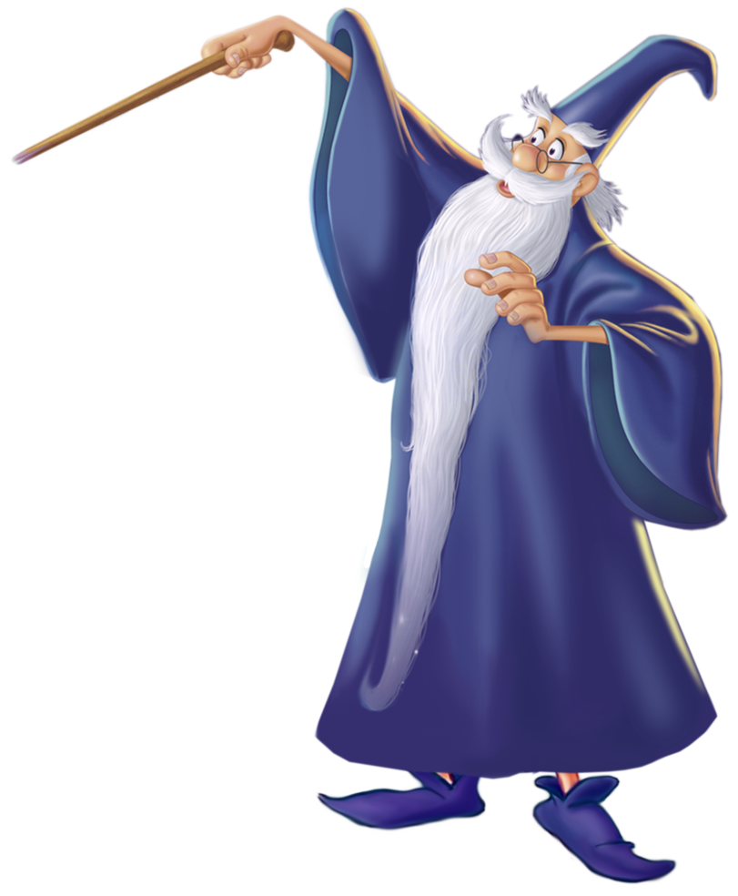 graphic royalty free library By disneyfreak on deviantart. Magician clipart merlin