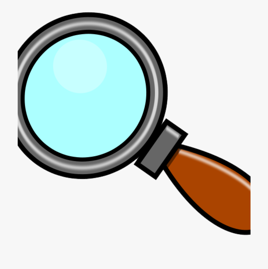 clipart freeuse library Eyes magnifying . Magnify glass clipart
