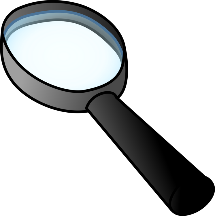 picture royalty free Magnifying clipart. Glass drawing computer icons