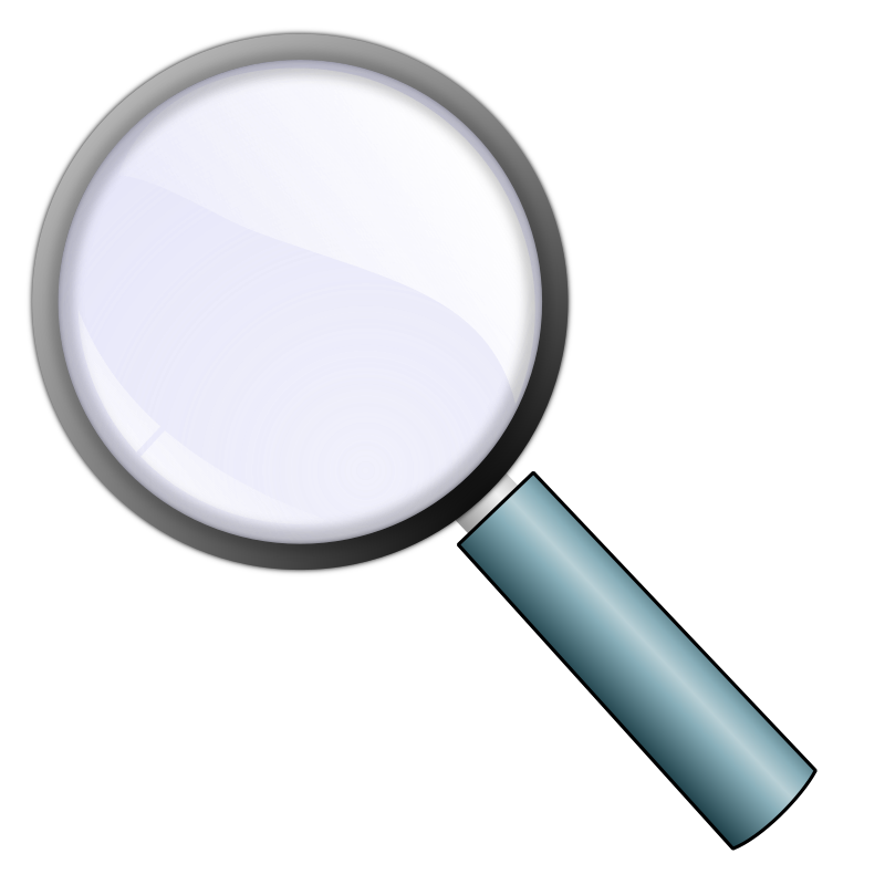 jpg free Magnifying clipart lense. Glass icon powerpoint the.