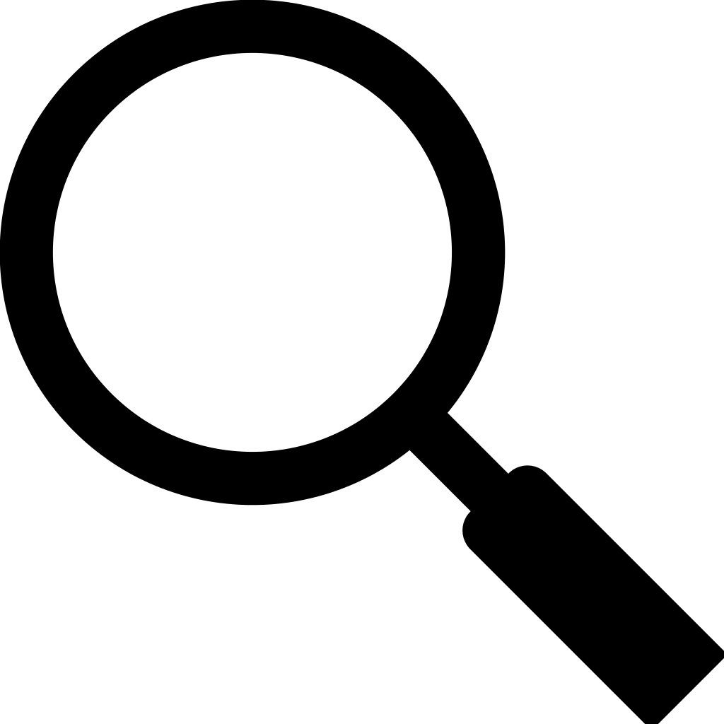 png free stock Magnifying Glass Icon transparent PNG