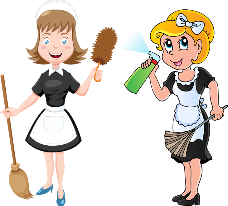 banner library library Maid clipart. Wonderful inc a cleaning.