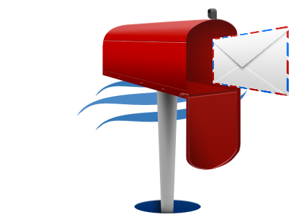 clipart royalty free Direct free on dumielauxepices. Mail clipart house mailbox.
