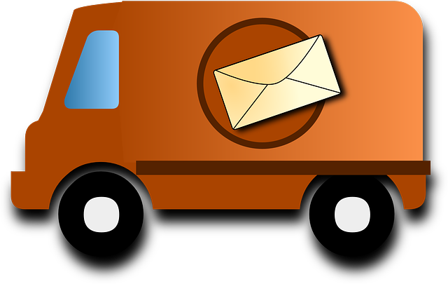 jpg royalty free  collection of postal. Mailman clipart car.
