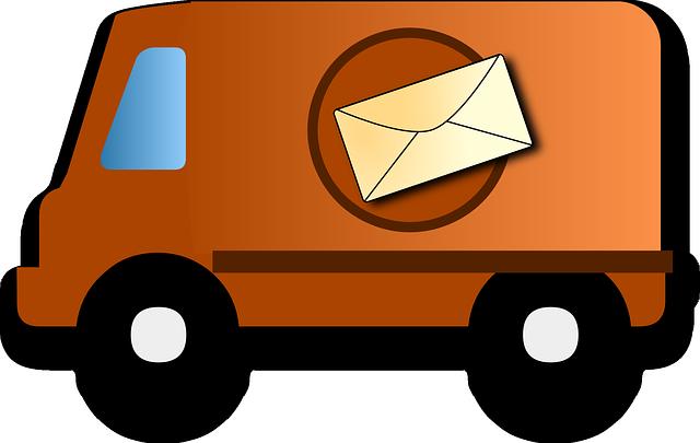 jpg transparent mailman clipart car #41656212