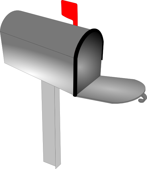 svg free library Mailbox clipart. Empty free on dumielauxepices.