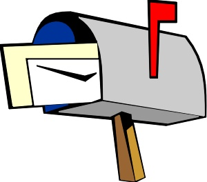 vector royalty free download Mailbox clipart. Free cliparts download clip.