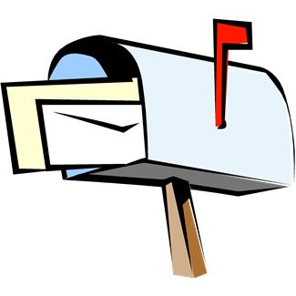 vector freeuse stock Free pictures clipartix . Mailbox clipart.