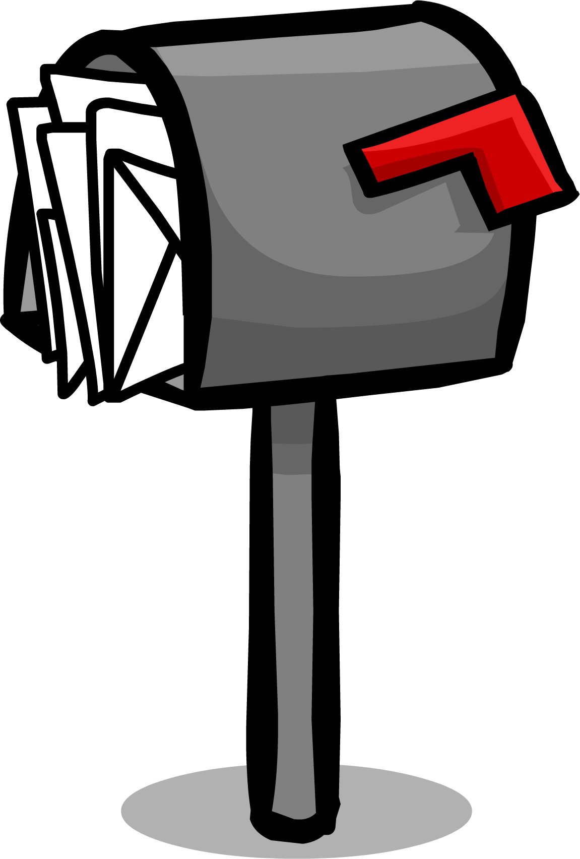 image Pin by next on. Mailbox clipart.