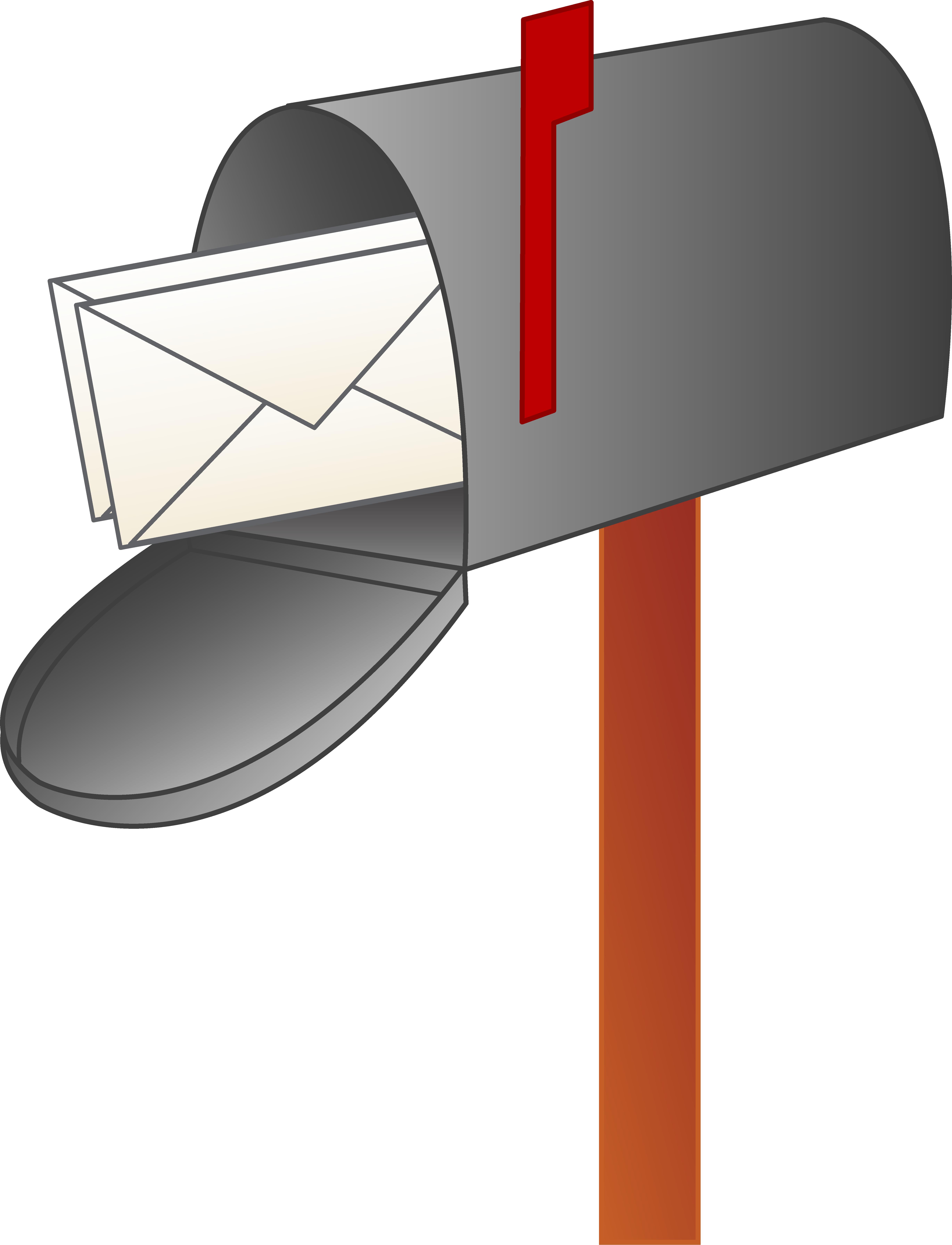 png Cartoon . Mailbox clipart.