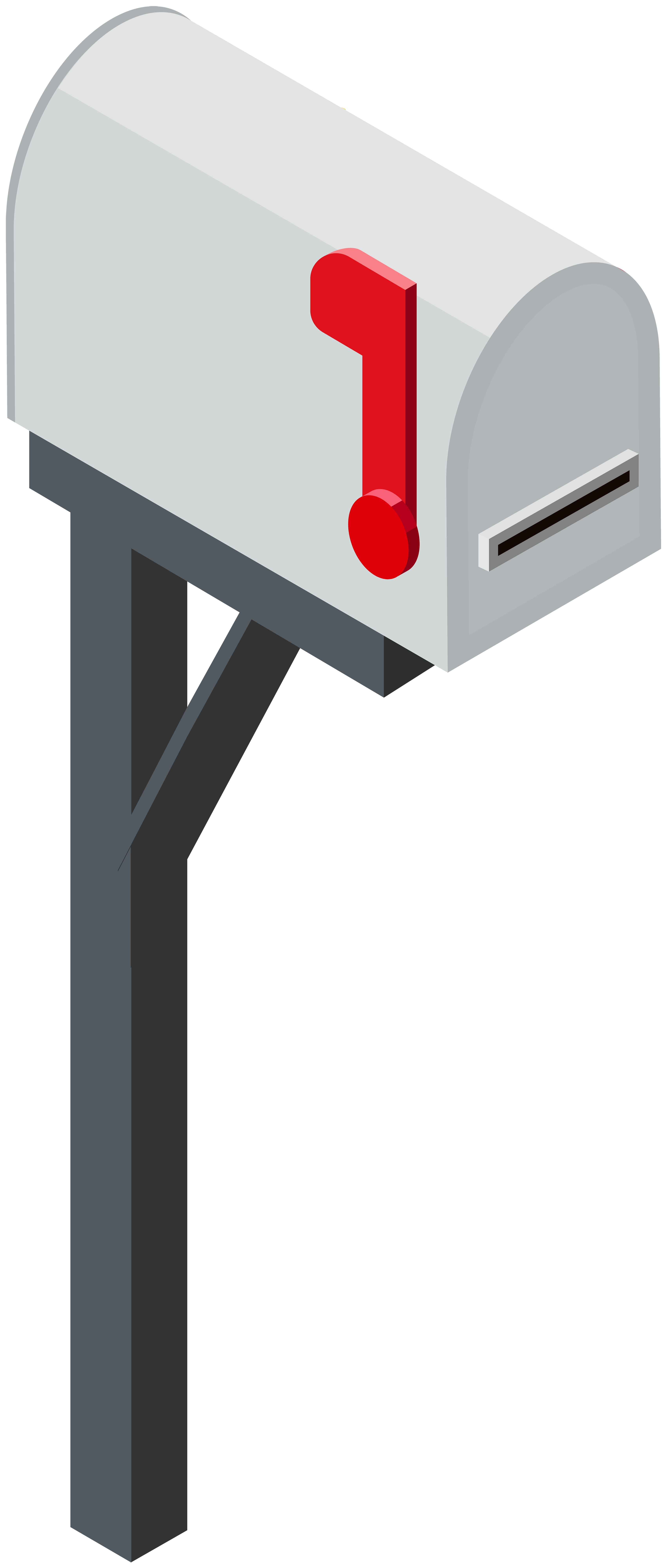 black and white stock Png clip art best. Mailbox clipart.