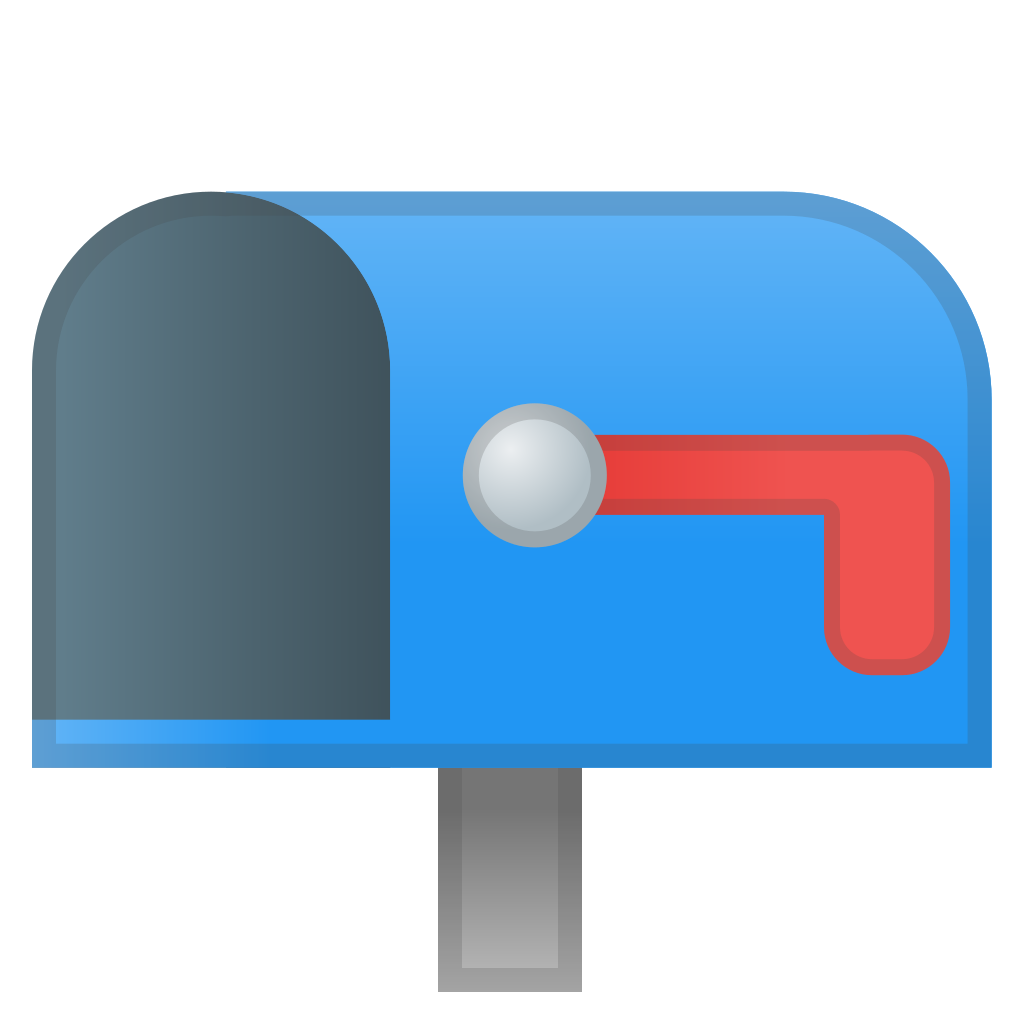 clipart royalty free download Mailbox clipart flat. Flag icon n prashanti.