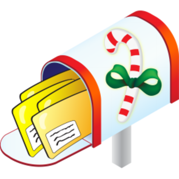picture download Mailbox christmas mail clipart clipart kid